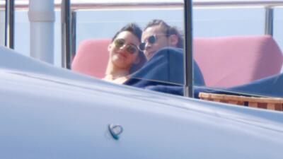 Publican fotos íntimas de Kendall Jenner y Harry Styles