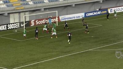 México descontó 4-3 con este autogol estadounidense Jaylin Lindsey