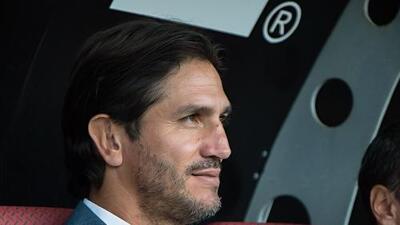 Bruno Marioni, nuevo técnico de Pumas