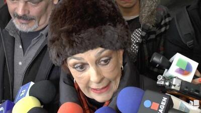 Talina Fernández ¨despedorra¨ los tamales en el pavo