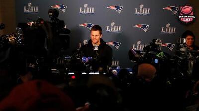 ¿GOAT o 'GOAL'? Tom Brady y el ya legendario asedio en sus conferencias de prensa