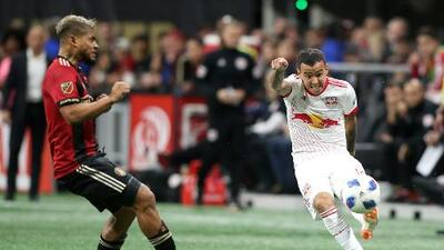 MLS dominical: El 'replay' de la final del Este entre NYRB y el enrachado Atlanta United