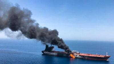 """Antes de la explosión vieron """"objetos voladores"""", declara la tripulación del carguero japonés """"atacado"""" cerca del Golfo Pérsico"""