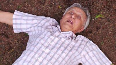 Un abuelito fue víctima de la crueldad de su nuera