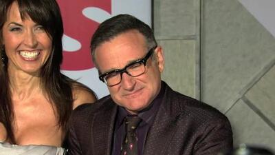 La hija de Robin Williams, Zelda,  no quiere saber por qué se suicidó su padre