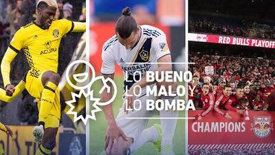 La debacle del Galaxy y el superliderato del NY Red Bulls, entre Lo Bueno, Malo y Bomba de MLS