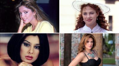 Las actrices que abandonaron las telenovelas, ¿a cuál extrañas?