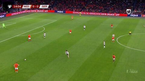 ¡GOOOL! Leroy Sané anota para Germany