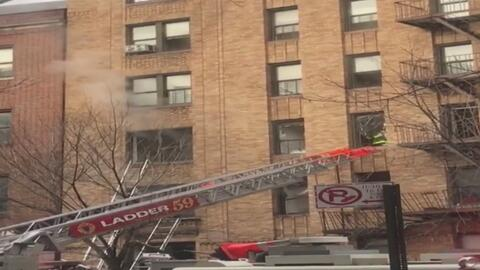 Un voraz incendio destruye 10 apartamentos y deja a varias familias sin hogar