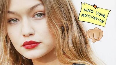 Gigi Hadid, una modelo que además de dar buenos golpes promueve el no ser perfecta