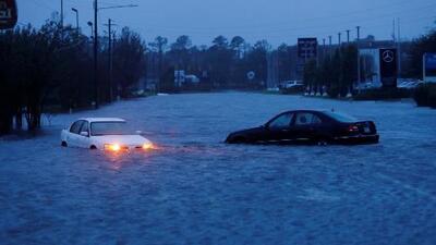 Wilmington, la ciudad convertida en una isla dentro de Carolina del Norte tras Florence