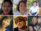 Los rostros de la masacre: estas son las 8 víctimas mortales tras el ataque a tres spas en el área de Atlanta