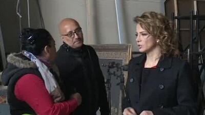 Silvia Navarro cae en la tentación de quitarse la ropa. Averigua por qué