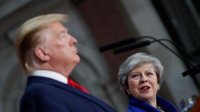 """México se cuela en Londres: Trump insiste que los aranceles """"entrarán en vigencia"""" la semana que viene"""