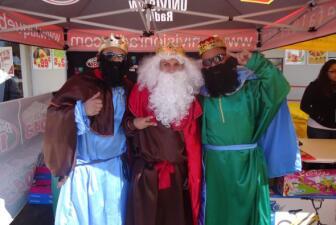 ¡Feliz Día de Reyes Magos!