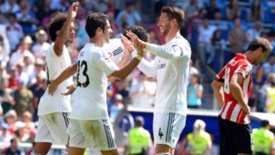 Real Madrid 3-1 Athletic de Bilbao: La magia de Isco y Modric tumban al Athletic
