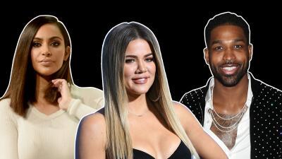 "En guerra Kim Kardashian y Tristan Thompson (Khloé intenta mediar ""desesperada"")"