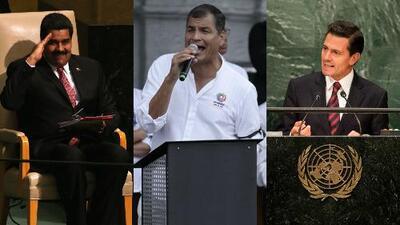 """Nicolás Maduro: """"Nos toca seguir su legado"""""""
