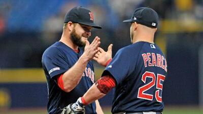 ¡Qué no cunda el pánico en Boston! Red Sox comienza a enderezar su campaña