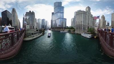 Crucero arquitectónico por el río Chicago, entre las mejores experiencias para los viajeros alrededor del mundo
