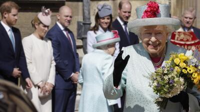 La reina Isabel II celebra su cumpleaños sin la presencia de Meghan Markle y otro importante miembro real