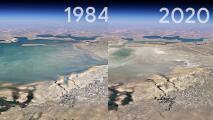 Cuarenta años de cambio climático: nueva función de Google Earth muestra el dramático deterioro del planeta