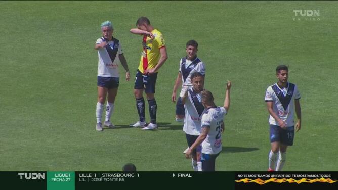 Resumen | Atlético Morelia 0-2 Celaya, Jornada 7