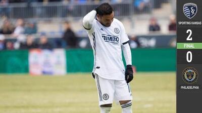 Mal día para Marco Fabián: falló un penal y fue expulsado en derrota del Philadelphia Union
