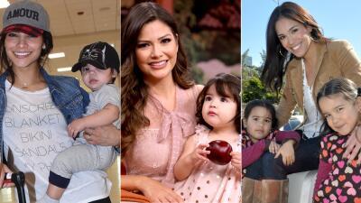 Conoce a las mamás y los peques del talento de Univision