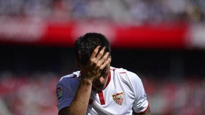 Sevilla sigue sin levantar, ahora empató con el Sporting