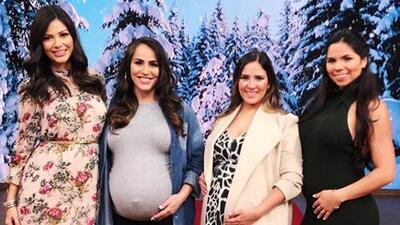 En la dulce espera y al último grito de la moda: tendencias 'chic' para embarazadas (como Ana Patricia)
