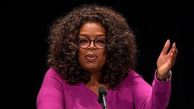 A Oprah Winfrey le gusta la comida mexicana