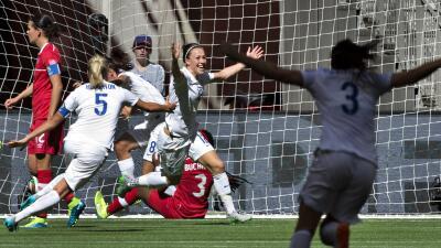Inglaterra enfrentará a Japón en semifinales del Mundial femenil