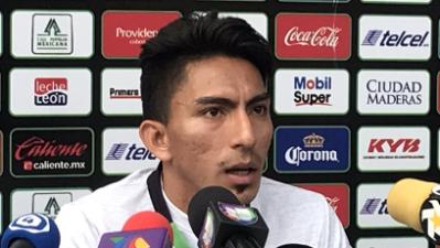 """Ángel Mena se reportó a la Fiera: """"Prometo entrega y buen fútbol"""""""