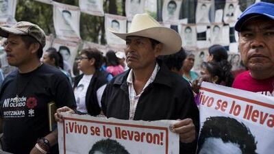 Caso Ayotzinapa: nueva versión oficial concluye que 17 cuerpos fueron incinerados en Cocula