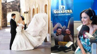 La boda de Aleyda Ortiz quedará al descubierto en nuevo reality