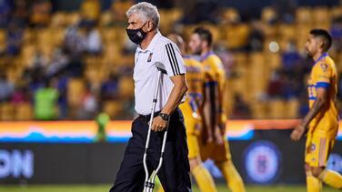 Éste es el 11 que prepara Tigres para enfrentar a FC Juárez