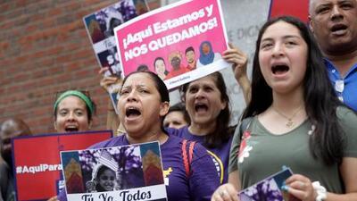 El gobierno de Trump extiende por un año los beneficios del TPS a Honduras y Nicaragua