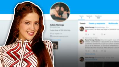 Adela Noriega envía su primer mensaje en redes sociales (desde la cuenta de Twitter que su hermana oficializó)