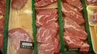 Detectan otros 63 casos de personas contagiadas con salmonela en carne cruda empaquetada retirada del mercado