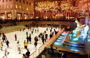 Experiencias que solo vivirás en Nueva York durante la temporada festiva