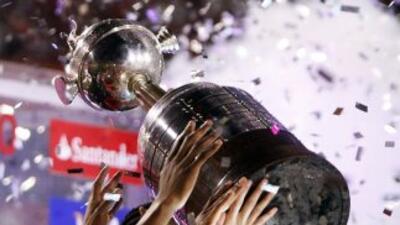 75 días después... la Copa Libertadores vuelve a escena
