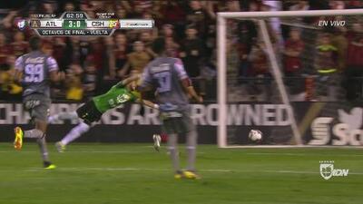 Los goles de la voltereta 4-0 del Atlanta United sobre Herediano