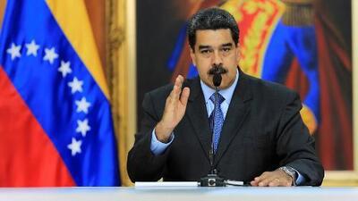 """Venezuela solicita a EEUU la extradición del sospechoso del supuesto """"ataque"""" contra Maduro"""