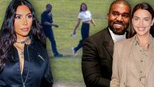 Kim Kardashian espera que su ex, Kanye West, siga adelante en su romance con Irina Shayk (ve en ella una gran ventaja)