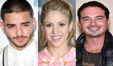 Los 10 artistas latinos más escuchados en Spotify