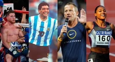 'Canelo' Álvarez y otros casos famosos de dopaje en el deporte mundial