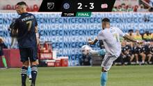 Con gol de Gustavo Bou, New England ruge como superlíder de la MLS