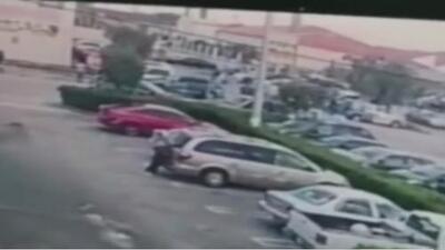 Divulgan video del momento en que atropellan mortalmente a una mujer en Hialeah