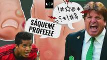 ¿Qué chinga… con las declaraciones de Gio Dos Santos y Miguel Herrera?
